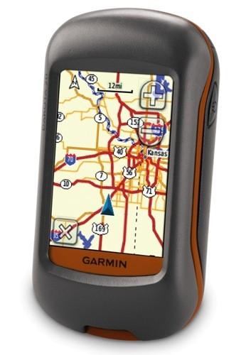 Фото Туристические GPS навигаторы Навигатор Dakota 20.