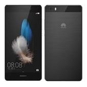 Mobilní telefon Huawei P8 Lite DS - černý + DOPRAVA ZDARMA!